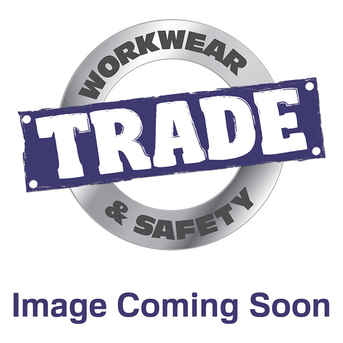 DFDPC P/C Hi Vis L/W Domed Food Ind Dust Coat